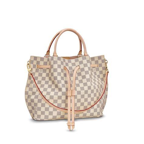 Lois Original girolata damier azur canvas handtaschen louis vuitton