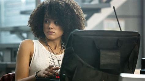 fast and furious 8 ramsey the pendant of infinite ramsey nathalie emmanuel in fast