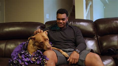 barcs dogs ravens ronnie stanley and his not so adoptable from barcs to be featured on