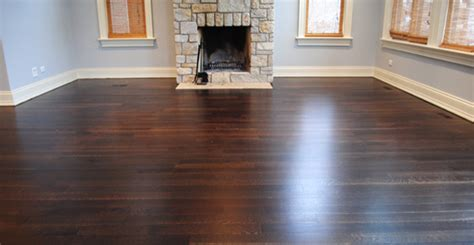 Hardwood Floor Stain Fume Stain Water Based Finish