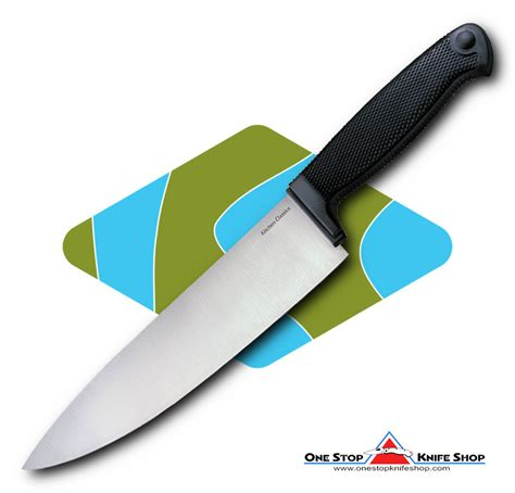 Cold Steel Kitchen Knives Review Discontinued Cold Steel 59kcz Chefs Knife Kitchen Classics