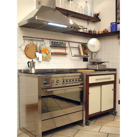 cucine in acciaio inox cucine su misura cucina in ciliegio tinto noce ed avorio