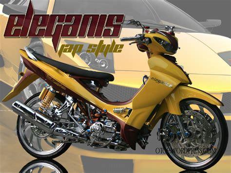 Modification Jupiter Z 2009 by Motorcycle Modifications Jupiter Z 2010 Modification
