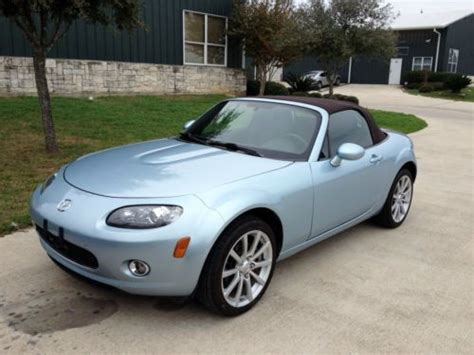 used 2008 mazda mx 5 miata for sale pricing features edmunds sell used 2008 mazda mx 5 miata grand touring special edition rare 40k in sealy texas united