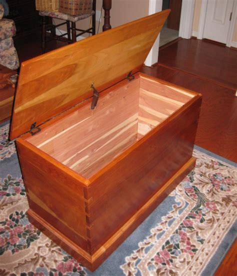 Handmade Cedar Furniture - handmade hardwood furniture custom cedar chest