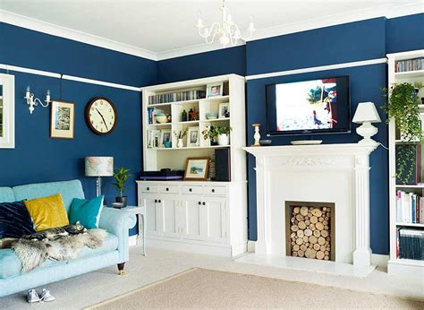 Neutral Bedroom Ideas amazing navy blue living room matt and jentry home design