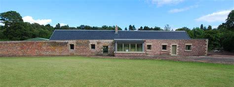 Ian Parsons Architect 187 New House Mavisbank Walled Garden Building A Walled Garden
