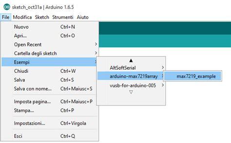 librerie per arduino matrice led virtuale con matrici 8 215 8 per arduino