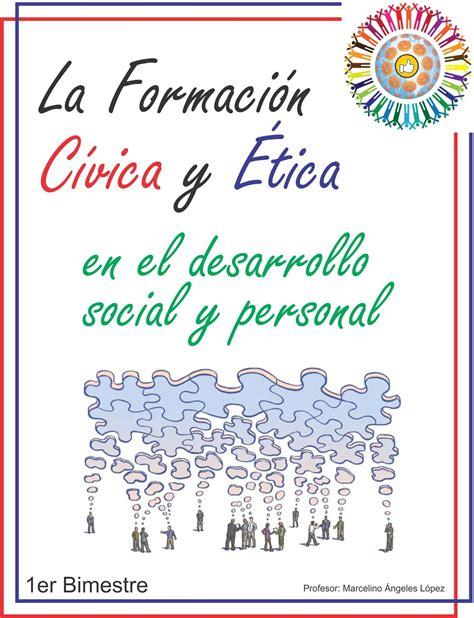 caratula para civica y etica formaci 211 n c 205 vica y 201 tica bienvenida