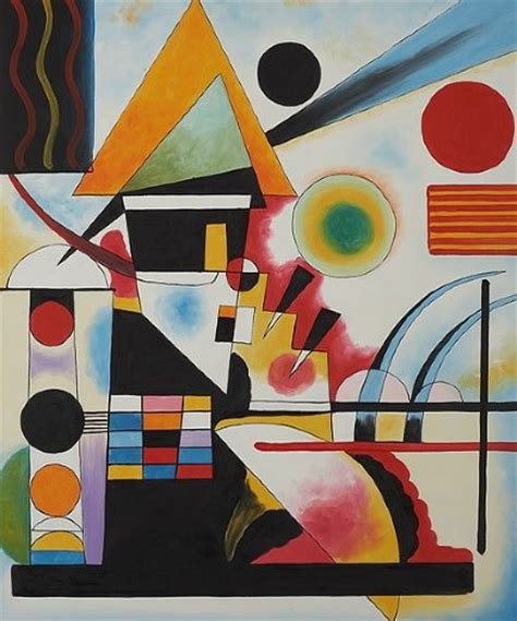 kandinsky swinging wassily kandinsky balancement swinging paintings for sale