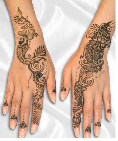 pakistan cricket player simple arabic henna design pakistan cricket player beautiful henna designs