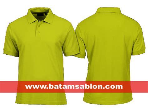 Polos Kuning Pria Gildan grosir polo shirt polos polo shirt polos kaos polo polos