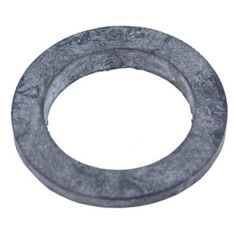 bathtub overflow seal waste and overflow gasket 58478 the home depot