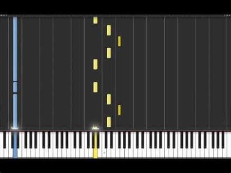 tutorial piano rem everybody hurts rem easy piano tutorial in synthesia