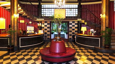 the atlanta hotel bangkok in glamorous art deco cnn com