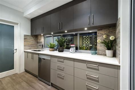 superb kitchen and scullery build in a new home moda the hton scullery photo national homes perth wa