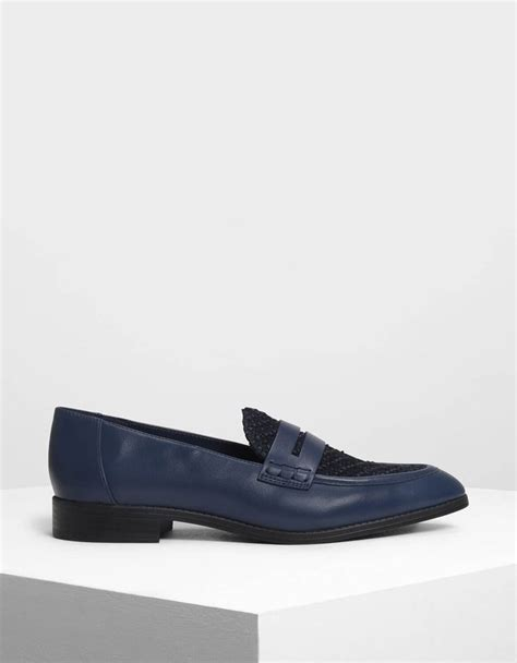 Charles Keith 055 classic loafers endource
