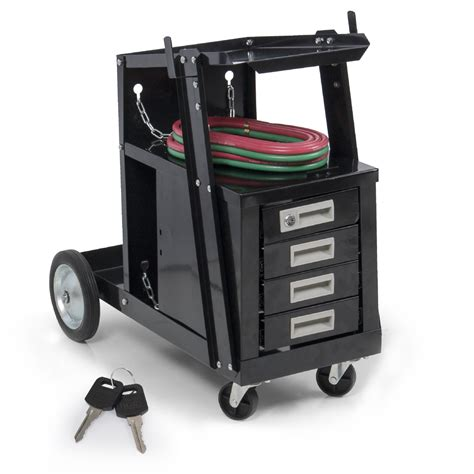 eastwood welding cart with drawers tig welder usa