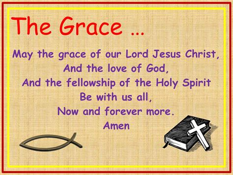 following the way fellowship of prayer 2018 a lenten devotional books the grace may the grace of our lord jesus ppt