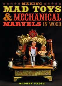 libro the mad toy algo de m 250 sica y tal vez otras cosas 100 libros sobre fabricaci 243 n casera de juguetes