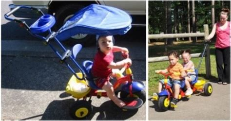 Wheel Kettler Asli Loooh stroller trikes ride and stand stroller boards parts