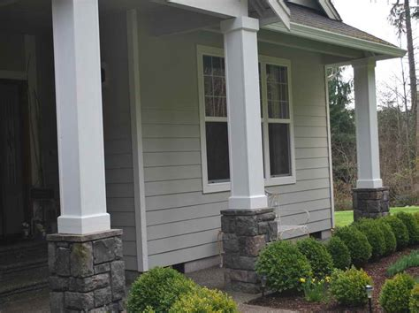 planning ideas front porch columns with grey paint front porch columns fiberglass porch