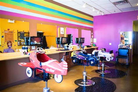 balloon cuts hair salon kid s hair salon hair salon 10 best images about