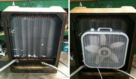 more diy low budget geothermal cooling
