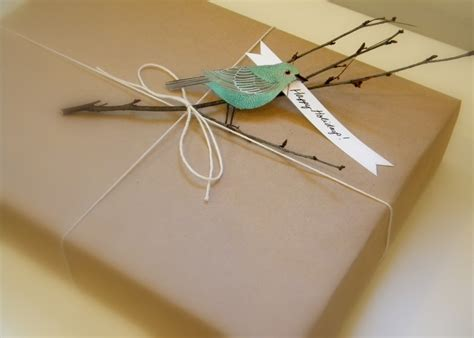 wrapping present gift wrapping ideas a dose of simple