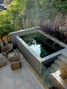 Backyard Plunge Pool 29 Small Plunge Pools To Suit Any Sized Backyard And Budget