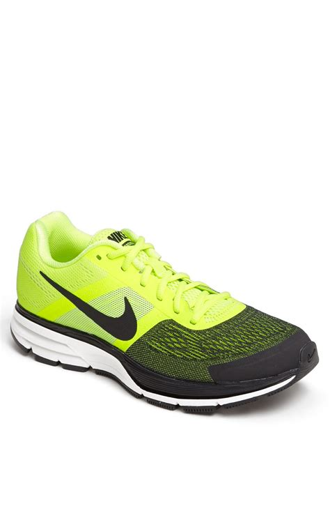 nike running shoes pegasus nike air pegasus 30 running shoe in green for volt