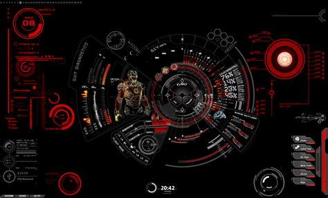 firefox iron man themes rainmeter iron man theme by raikufordrace on deviantart