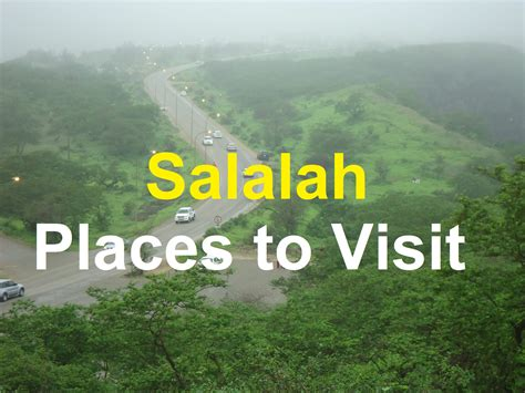 places to visit salalah places to visit beautiful salalah