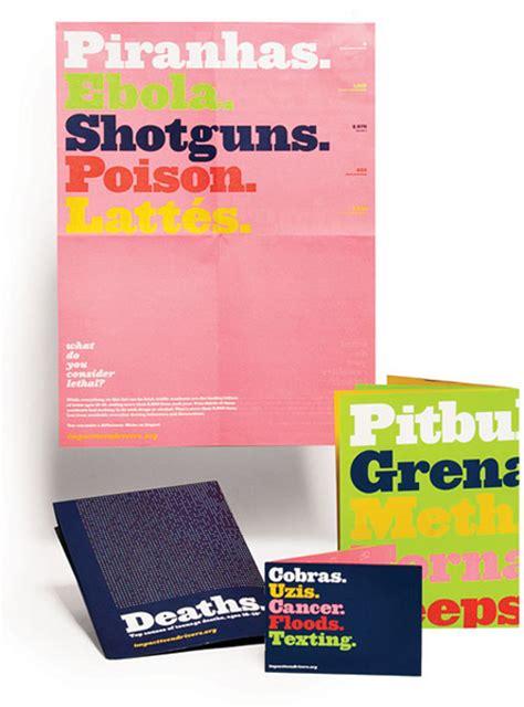 contoh brosur keren  inspirasi desain