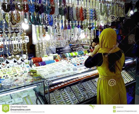 bazaar shops in greenhills shopping center in san juan
