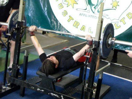 bench press competition rules the sport of powerlifting temple of iron