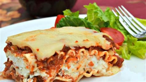 Todays Special Mexican Style Lasagna by Classic And Simple Lasagna Recipe Allrecipes