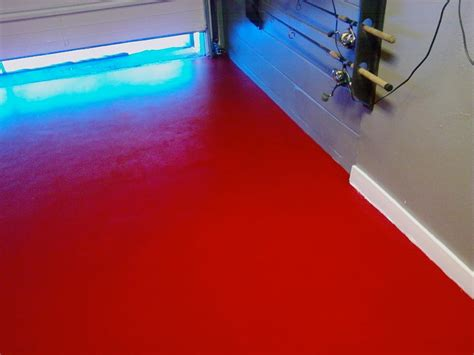 red floor paint red epoxy garage floor www pixshark com images