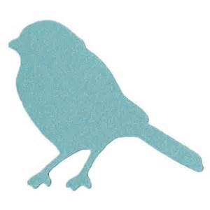 Die Cut Templates by Best Photos Of Template Bird Craft Bird Silhouette