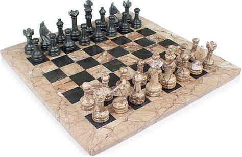 marble chess set chess set research damien burns