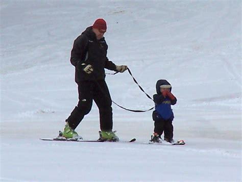1 year skiing skiing with a 3 year ny ski