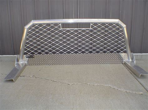 Used Headache Rack by Protech Headache Rack Cab Guard Twofiddy