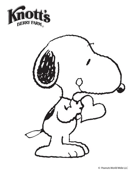 free woodstock and snoopy coloring pages