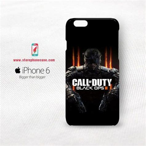 Casing Iphone 8 Call Of Duty Black Ops Custom Hardcase Cover call of duty black ops 3 iphone 6 cover phone shops minecraft