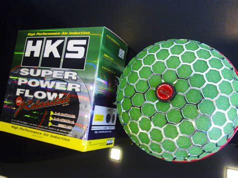 Hks Power Flow Open Filter Filter Jamur Large 200mm Ar Hks Power Flow Reloaded Open Pod For Sale Mcf