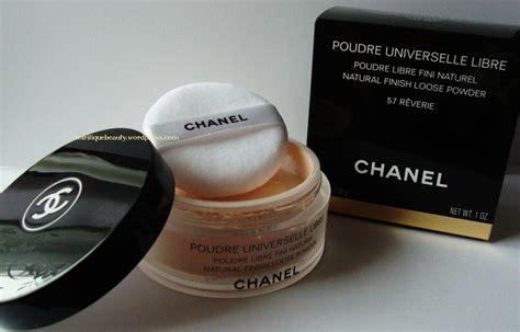 Chanel Poudre Universelle Libre Finish Powder Tabur october favourites no blues mirifique