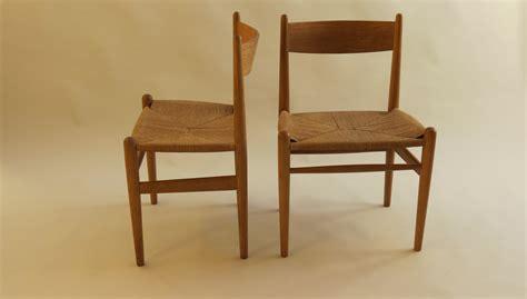 Wegner Dining Chair Oak Dining Chairs By Hans J Wegner Model Ch36 Decorative Modern