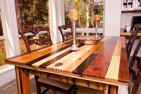 ex nihilo furniture pallet wood wine barrels bend