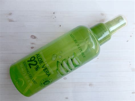 Nature Republic Soothing Mist Review nature republic archives journalbeauty journal