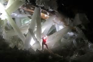 Red Chandelier Crystals 25 Spectacular Underground Wonders Of The World